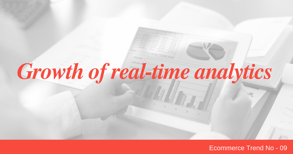 Growth of real-time analytics