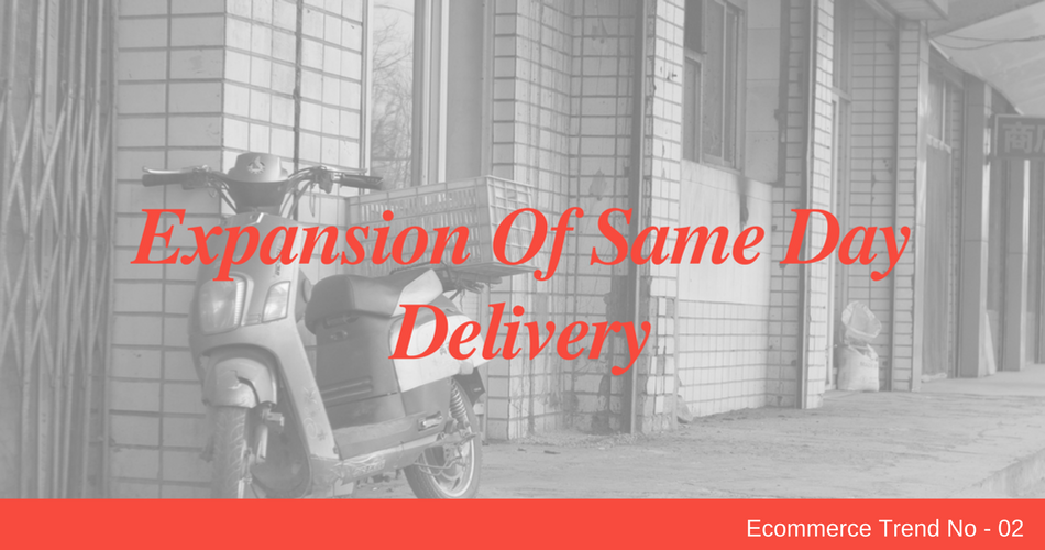 same day delivery-