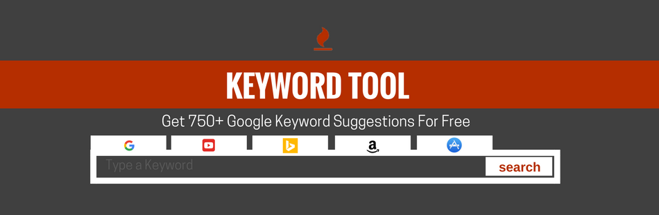 quickly find new keywords from google suggest