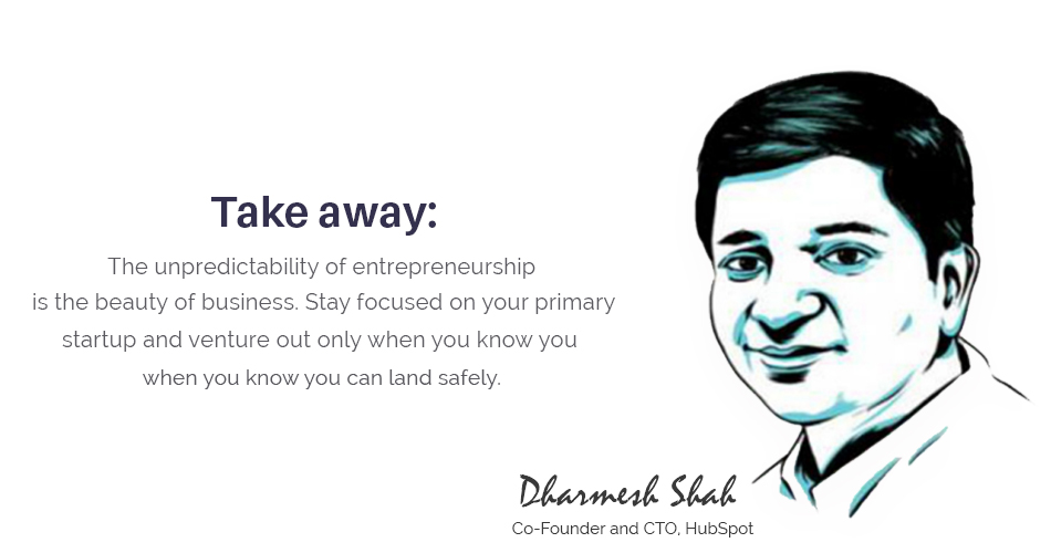 dharmesh shah – co-founder and cto, hubspot