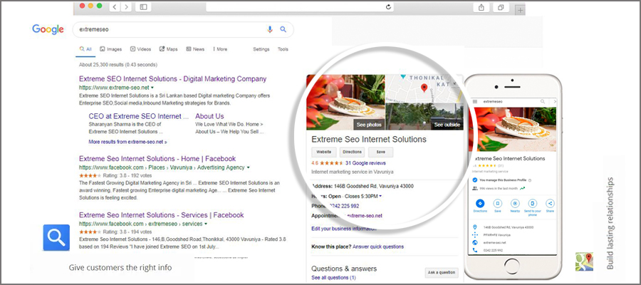 what are serp features_google serps