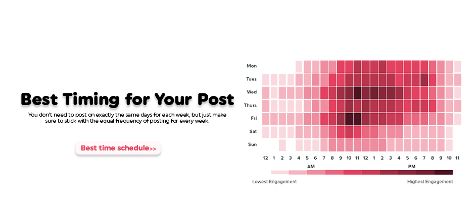 best timing for your post