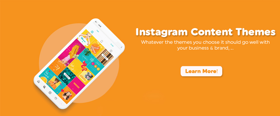 instagram content themes