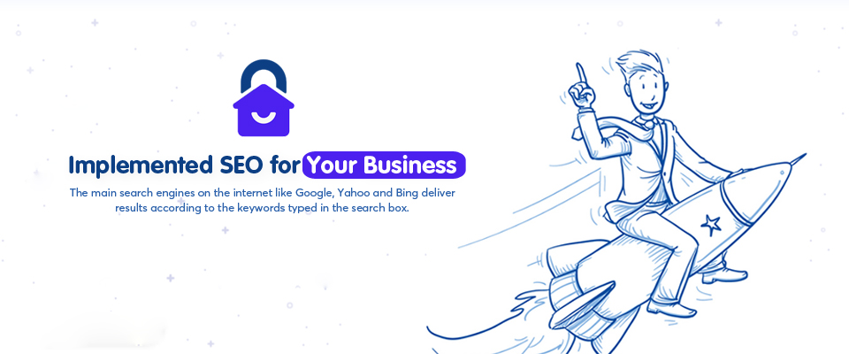 implemented SEO for your business